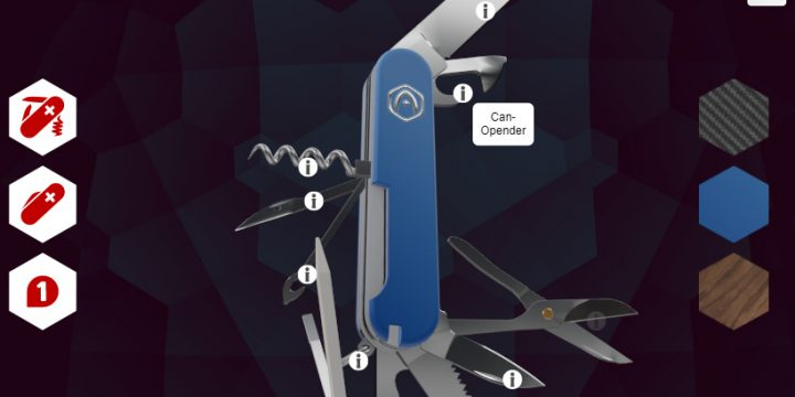 Swiss Army Knife Tutorial